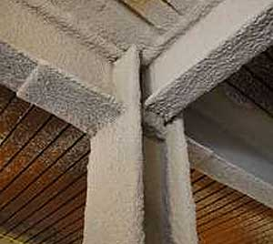 Fire Proofing Spray Foam Insulation
